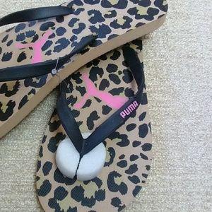 Ladies Puma sandals